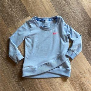 Nike size 12 month long sleeve shirt